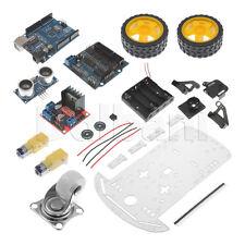 26-11-0014 New 2WD Programmable Car Robot Starter Kit for Arduino Smart Car