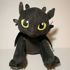 Build A Bear  Toothless How To Train Your Dragon Plush Red Tail