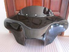 HARLEY BATWING FAIRING WINDSHIELD 4 TOURING ROAD KING ULTRA STREET ELECTRA GLIDE