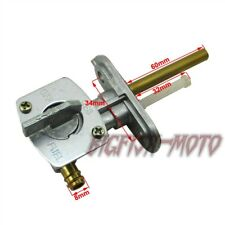 8mm 5/16'' Fuel Petcock Valve Swith Tap For Suzuki DR350 SE SP DRZ400E GSF1200S
