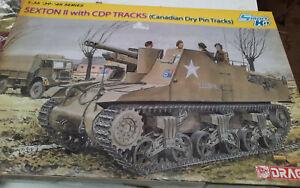 1/35 Dragon Sexton II SPG with CDP tracks, Smart Kit