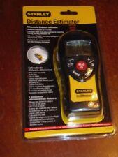 New! Stanley 77-018 IntelliMeasure ultrasonic Distance Estimator.   (TRL3-PO-20)