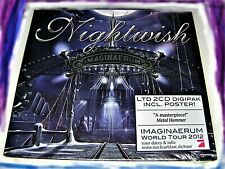 NIGHTWISH - IMAGINAERUM LIMITED 2CD DIGIPACK + POSTER - WORLD TOUR 2012 - OVP
