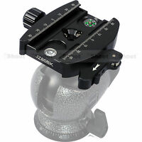 Lever Clamp for Gitzo GH2780 series RRS Ball Head ARCA Fit Quick Release Plate