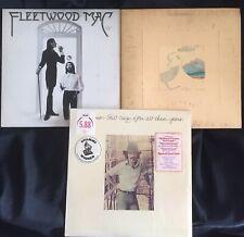 Fleetwood Mac 1975 MS 2225, J. Mitchell 1973 Court & Spark 7E-1001 P. Simon
