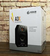 "1x Adam Audio A3X Active Nearfield Studio Monitor Aktiv-Lautsprecher 4,5"""