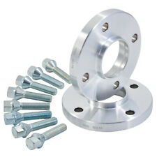 16mm Hubcentric Alloy Wheel Spacers Kit 4x100 60.1mm For Smart Fortwo 14> Mk3