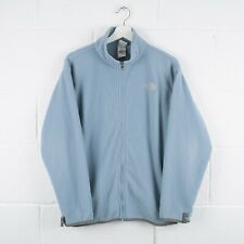 Vintage The North Face Blue Fleece Zip Jacket Size Womens XL XLarge /R41011