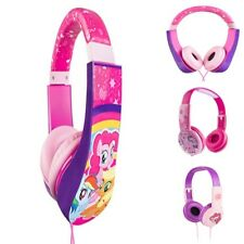 My Little Pony Kid Safe Headphone Portable Audio Teens Girl Cute Comfortable Ear