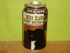 New listing Il Sleepy Dog - Wet Snout - 12oz Craft Beer - Empty Can