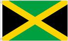 Jamaica Polyester Flag - Choice of Sizes