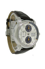 Roberto Cavalli R7241672015 Men's Automatic Day Date Chronograph Alligator Watch