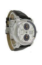 Roberto Cavalli R7241672015 Men's Automatic Day Date Chronograph Alligator Watch