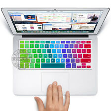 "Silicone Keyboard Cover Skin for 2008-2015 Macbook 13"" 15"" 17"" Air pro retina G6"
