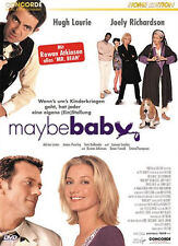 DVD * MAYBE BABY ~ Hugh Laurie , J. Richardson Rowan Atkinson Mr. Bean # NEU OVP