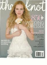 THE KNOT WEDDINGS MAGAZINE, FALL, 2012  ( 850 + WEDDING DRESSES)NEW INSPIRATION