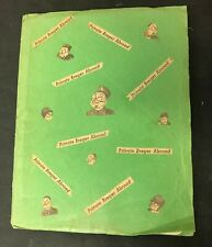 Vtg Comic Private Breger Mister Breger by Dave Breger Scrapbook of Clippings