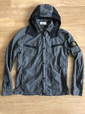 Authentic Stone Island Overshirt Hooded Jacket, Size Medium, Great Condition