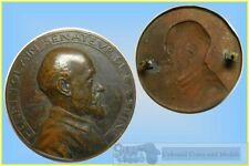 French Bronze Exonumia Medals