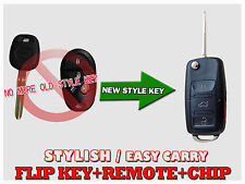 New Flip Key Remote Fob 4 Buttons For Toyota Aurion Kluger Atx Frt41J