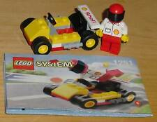 LEGO 1251 Shell Promotional #6 Dragster Car complete with instructions