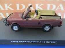 Die cast 1/43 Modellino Auto 007 James Bond Range Rover Convertible - Octopussy
