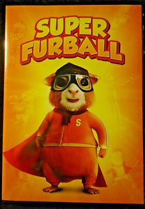 DVD Super FurBall Guinea Pig Story of Courage Friendship, comfort in Your Skin