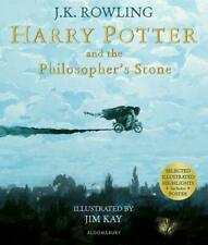 Harry Potter and the Philosopher's Stone: Illustrated Edition Rowling J.K.