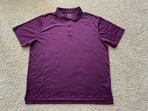 Adidas performance golf polo shirt men 2XL