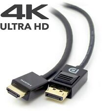 ALOGIC SmartConnect DisplayPort to HDMI 2m Cable with 4K Support[DP-HD4K-02-MM]