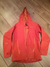 """Orange Regatta Jacket. 32"""" 158cm. Zip Broken/Missing"""