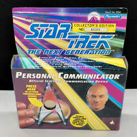 New - Playmates - Star Trek TNG - Personal Communicator - The Next Generation
