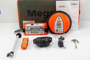 Megger SEBA Digiphone+ Surge Wave Receiver Cable Fault Pinpointer