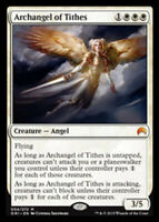 JAPANESE Archangel of Tithes - Magic Origins - LP, Japanese MTG Magic