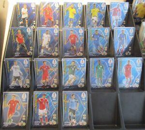 Panini Fifa World Cup Russia 2018 Adrenalyn XL Rising Star Karten zum auswählen