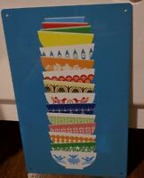 Pyrex lovers 8 X 12 vintage image metal kitchen signs Amish Daisy 50055