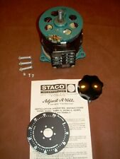 Type 500bu Staco Adjust A Volt Energy Products Variable Autotransformer