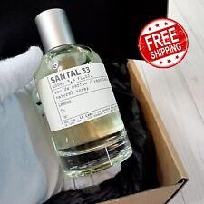 Le Labo Santal 33 Eau De Parfum 100ml free shipping sale sealed original 100%