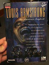 Louis Armstrong Cdi, CD-i Long Box Version