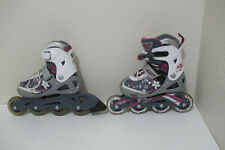 Girls Bladerunner Powered By Rollerblade Inline Skates Adjustable Sizes 1 2 3 4