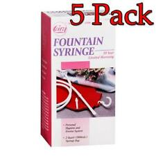 Cara Fountain Syringe Number 2 Economy, 1ct, 5 Pack 038056000026T566