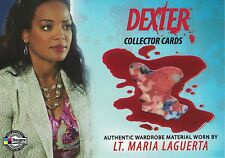 Dexter: dc16 lt. María LaGuerta Costume