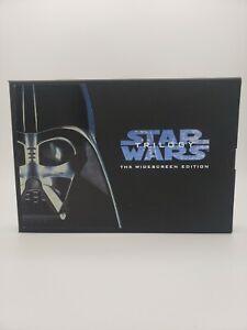 Star Wars Trilogy THX Widescreen Edition VHS