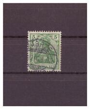 Deutsches Reich, MiNr. 85 I a KGS Zabrze 1910 typisiert