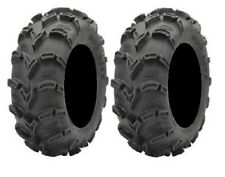 Pair of ITP Mud Lite ATV Tires 25x10-12 (2) 25-10-12 TWO TIRES NEW Made in USA