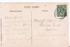 Genealogy Postcard - Family History - Holmes - Hexham - Northumberland  159A