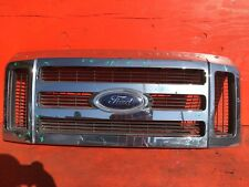 2008-2010 Ford F250 F350 Super Duty OEM Grille # G07C34-8200