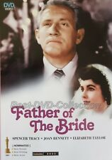 Father of the Bride (1950) - Spencer Tracy, Elizabeth Taylor - DVD NEW