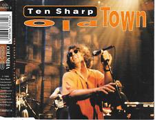 TEN SHARP - Old Town CDM 4TR Holland 1996 (Columbia) RARE!!