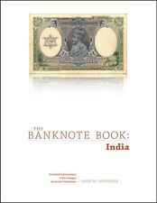 India chapter PDF from best catalog of world notes, The Banknote Book